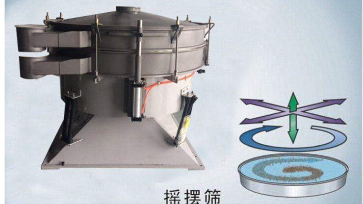 塑料ABS摇摆筛-厂家带你了解生产工艺